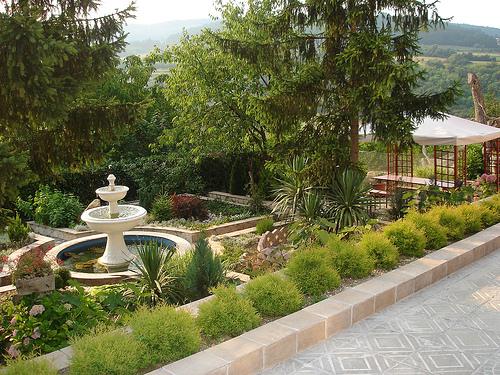 Garden in Istria