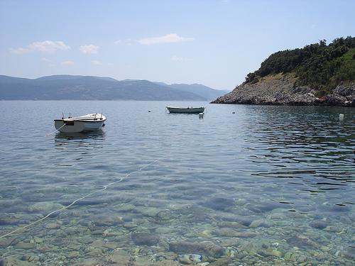 Harbor Croatia
