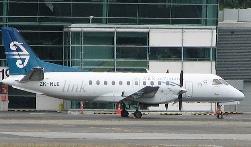 Air NZ airplane