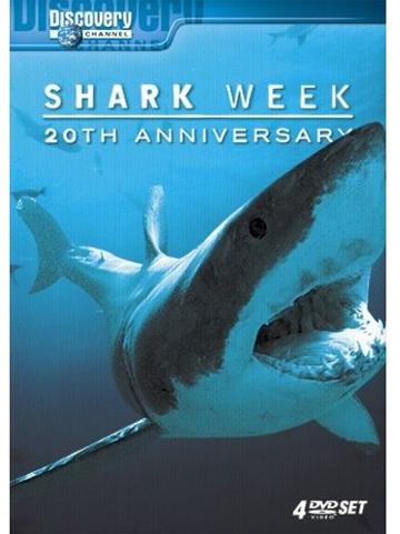 shark week dvd