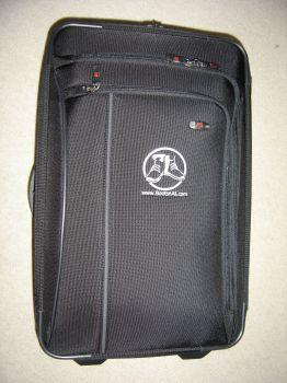 College Luggage suitcase