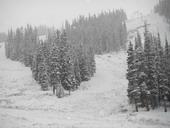 Snow at Arapahoe Basin
