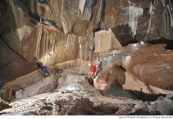 Sequoia Caves