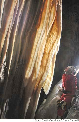 Cave Vertical