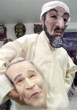 Osama Halloween
