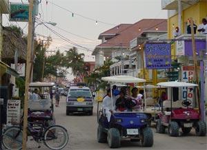 Belize San Pedro