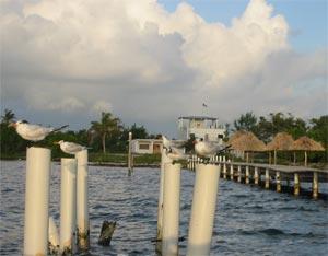 Belize slow season