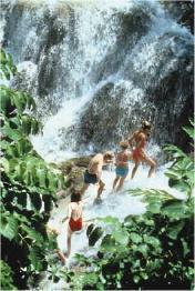 Ochos Rios Falls