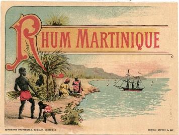 Martinique Rhum