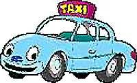 Taxi Cartoon