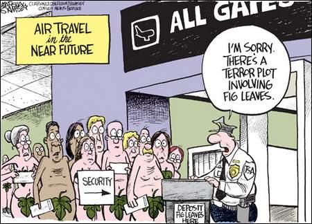 TSA Joke