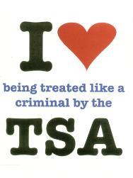 I Heart the TSA