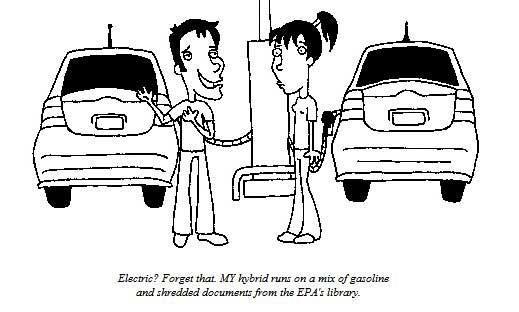 Hybrid Car Rentals