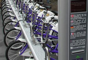 Smart Bikes