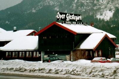 Hotel Oyer Gjestegard, Hafjell, Norway (Scarborough photo)