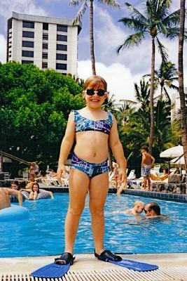 Fun in Hawaii (Scarborough photo)