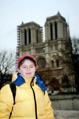 Notre Dame, Paris (Scarborough photo)