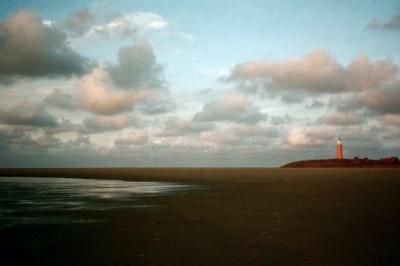 Texel at sunset (Scarborough photo)