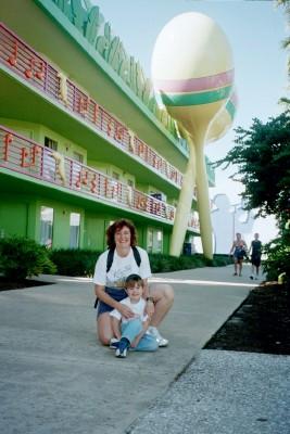 Walt Disney World All Star Music Resort (Scarborough photo)