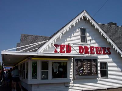 Ted Drewes frozen custard in St. Louis, Missouri (Scarborough photo)