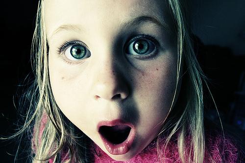 Surprise! (courtesy karynsig at Flickr CC)