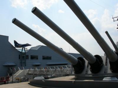 Nauticus National Maritime Center in Norfolk, Virginia