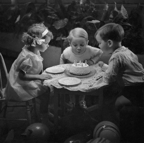 Birthday 1934 (courtesy Foxtongue at Flickr CC)