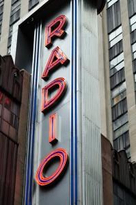 Radio....City Music Hall! (Courtesy CarbonNYC on Flickr CC)