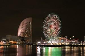 Yokohama's Minatomirai waterfront (courtesy POHAN on Flickr CC)