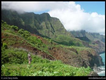 Hiking Kauai's Na Pali Coast