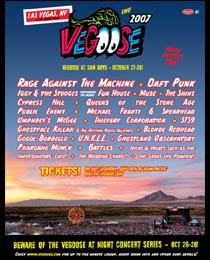 Vegoose Announces 2007 Fest Line Up