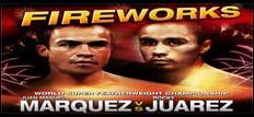 Marquez vs. Juarez Las Vegas