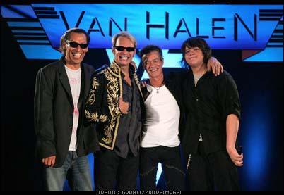 Van Halen to Play MGM Grand Las Vegas