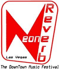 Neon Reverb music festival in Las Vegas