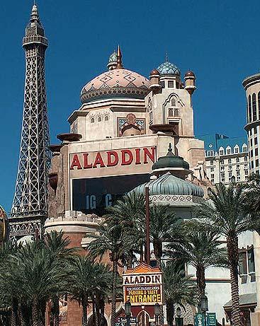 Aladdin Resort Las Vegas September 2004 by Zengrrl, on Flickr