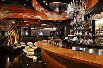 SushiSamba Vegas bar
