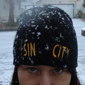 las vegas snow storm by JustJulie