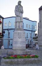 IRA Statue in Athlone