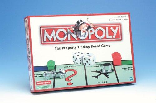 Vintage Irish Monopoly