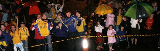 Roscommon awaits winning team