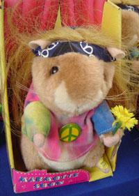 Hippie Hamster