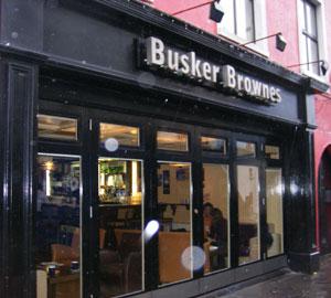 Busker Brown's