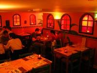 Cafe Mexicana Interior