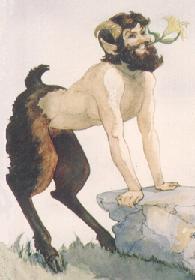 puca, Irish mythological creature