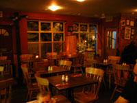 Shack Restaurant in Kinsale