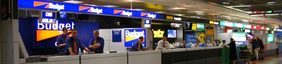 Dublin Airport car rentals