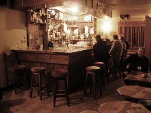 Luker's Pub in Shannonbridge, the new bar