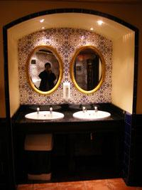 Toilet in The Skeff Bar, galway