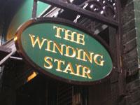 The Winding Stair Bookshop, dublin