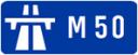 m50 signage